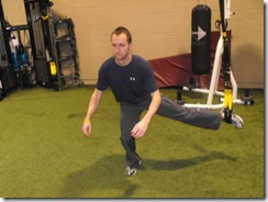 Lateral split squat bottom